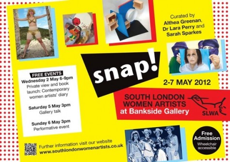 snap! an exhibition of work by South London women Artists at Bankside